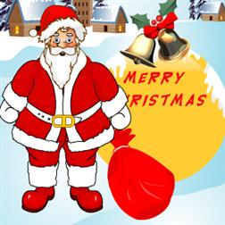 dancingsanta windowsphoneapp winjit santaapp allows our santa to play with you and your - Santa Hohoho 2