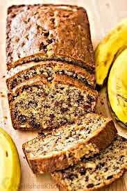 Banana Bread Use overripe bananas to bake a classic banana bread with this easy recipe from Food Network. - Image result for banana bread #foodgallery #foodforthesoul #foodielife #lunch #healthyfood #foodiesofinstagram #foodpornshare #healthy #fooddiaries #foodjunkie #foodsforfoodie #hungry #bhfyp #chicken #foodiefeature #bananacake