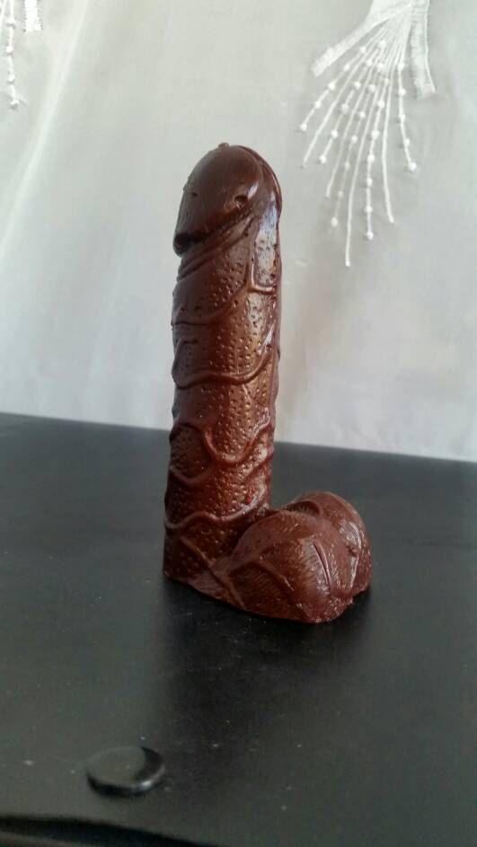Soap In Penis