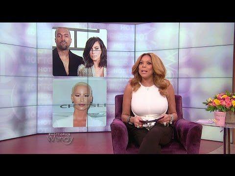 JESSIE SPENCER: Wendy Williams Show: Amber Rose vs. The Kardashians