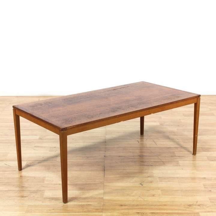 Mid Century Modern Coffee Table   Loveseat Vintage ...