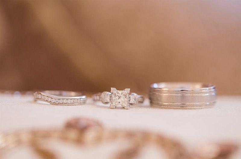 Wedding Rings Ballroom at Church Street Wedding Downtown Orlando