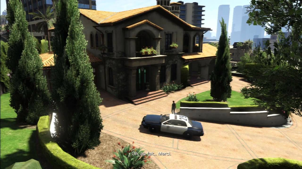 GTA 5 RICH HOUSE - YouTube | houses | House styles, House, Gta 5