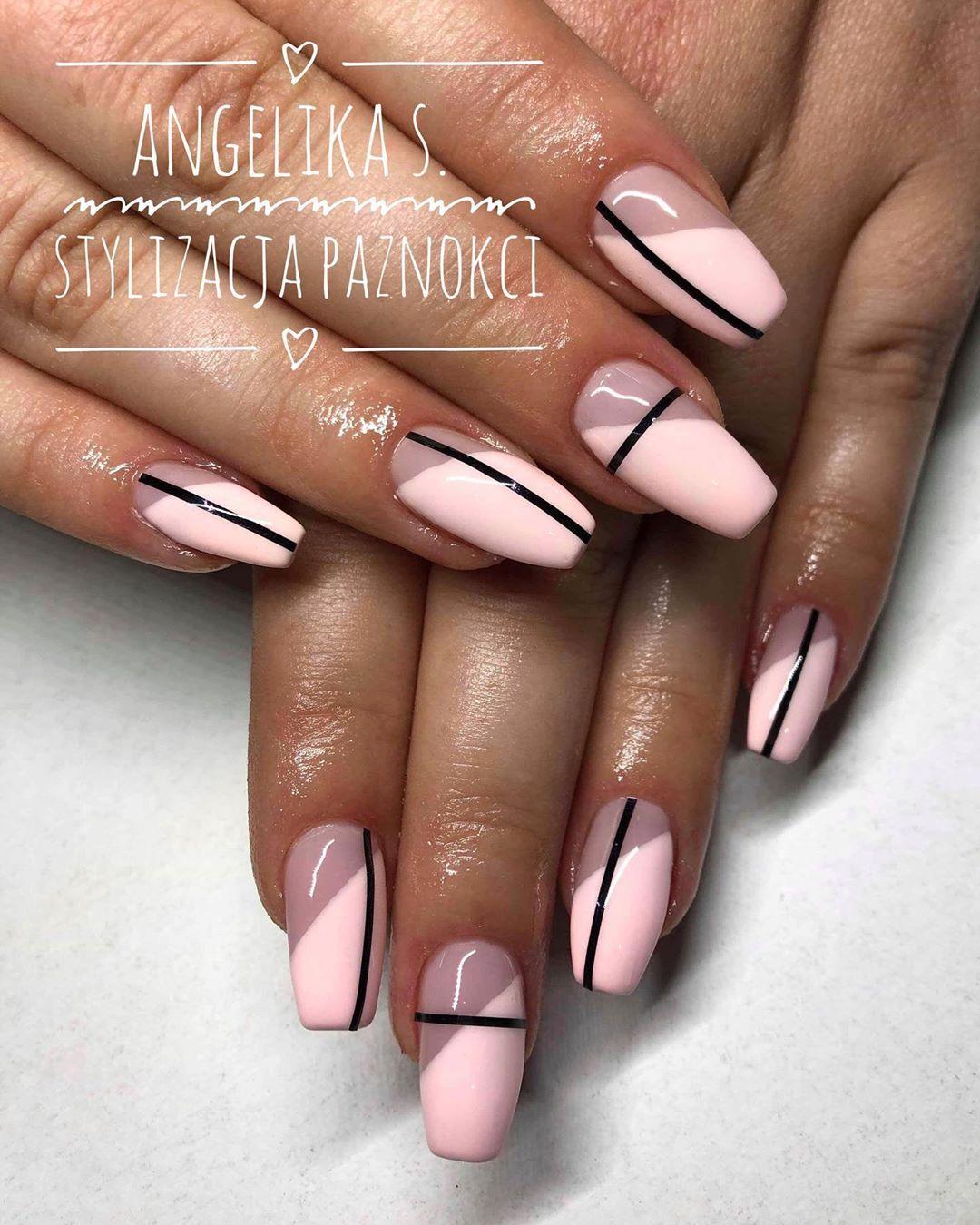 Angelika On Instagram Nails Nailove Nailstagram
