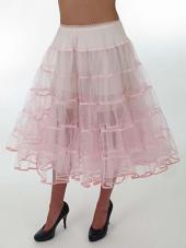 Knee Length Crinoline Petticoat 50s Crinoline Long 1950s 83043