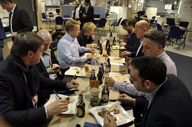 News / Aktionen - Männerabend bei Förde-Küchen | Männerabend bei ...