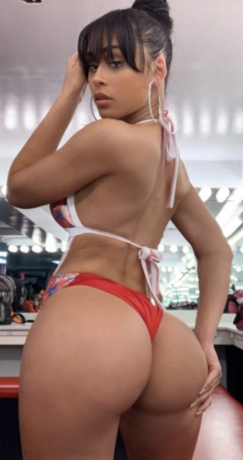 Sexy Latina Thong