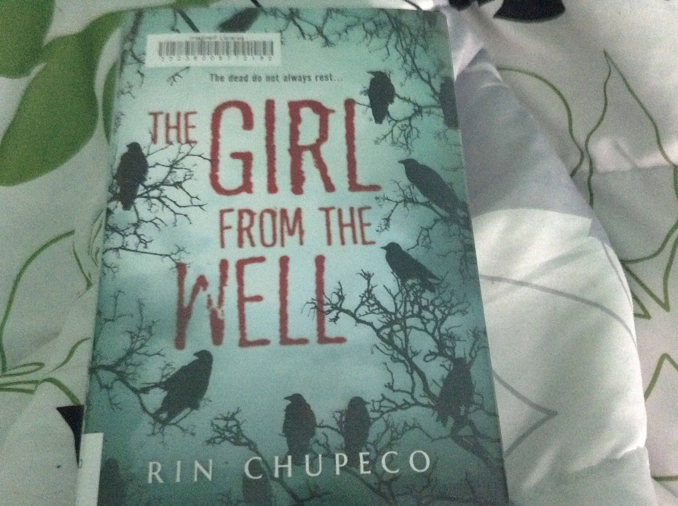 A book I got from the library: The Girl From The Well
