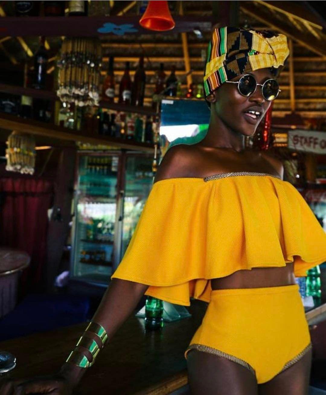 African American Teenage Girls Fashion: #melanine #blackwoman #blacklove #african Bekijk Deze
