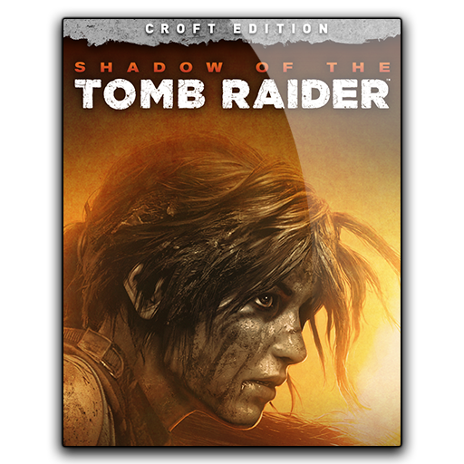 Icon Shadow Of The Tomb Raider By Hazzbrogaming Tomb Raider Tomb Shadow