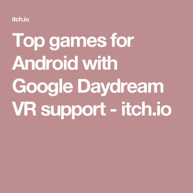 By Photo Congress || Best Itch io Android Games