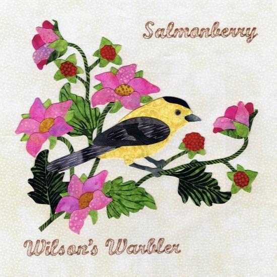 Blk # 8 Wilson's Warbler