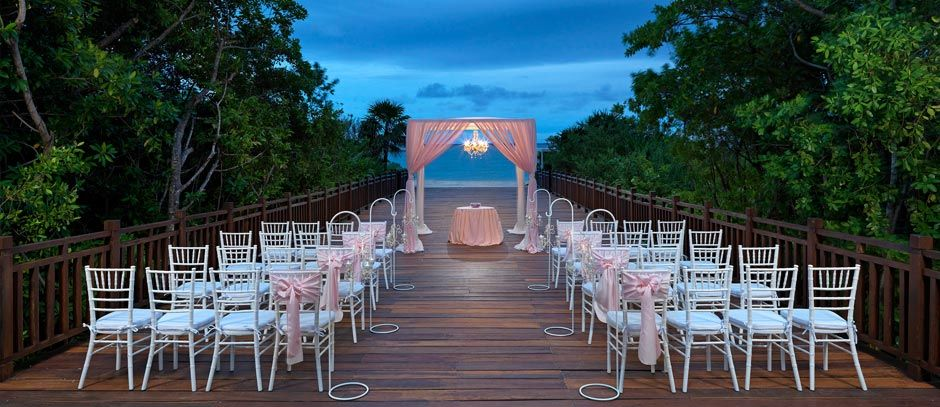 Romance By Paradisus Weddings Playa Del Carmen