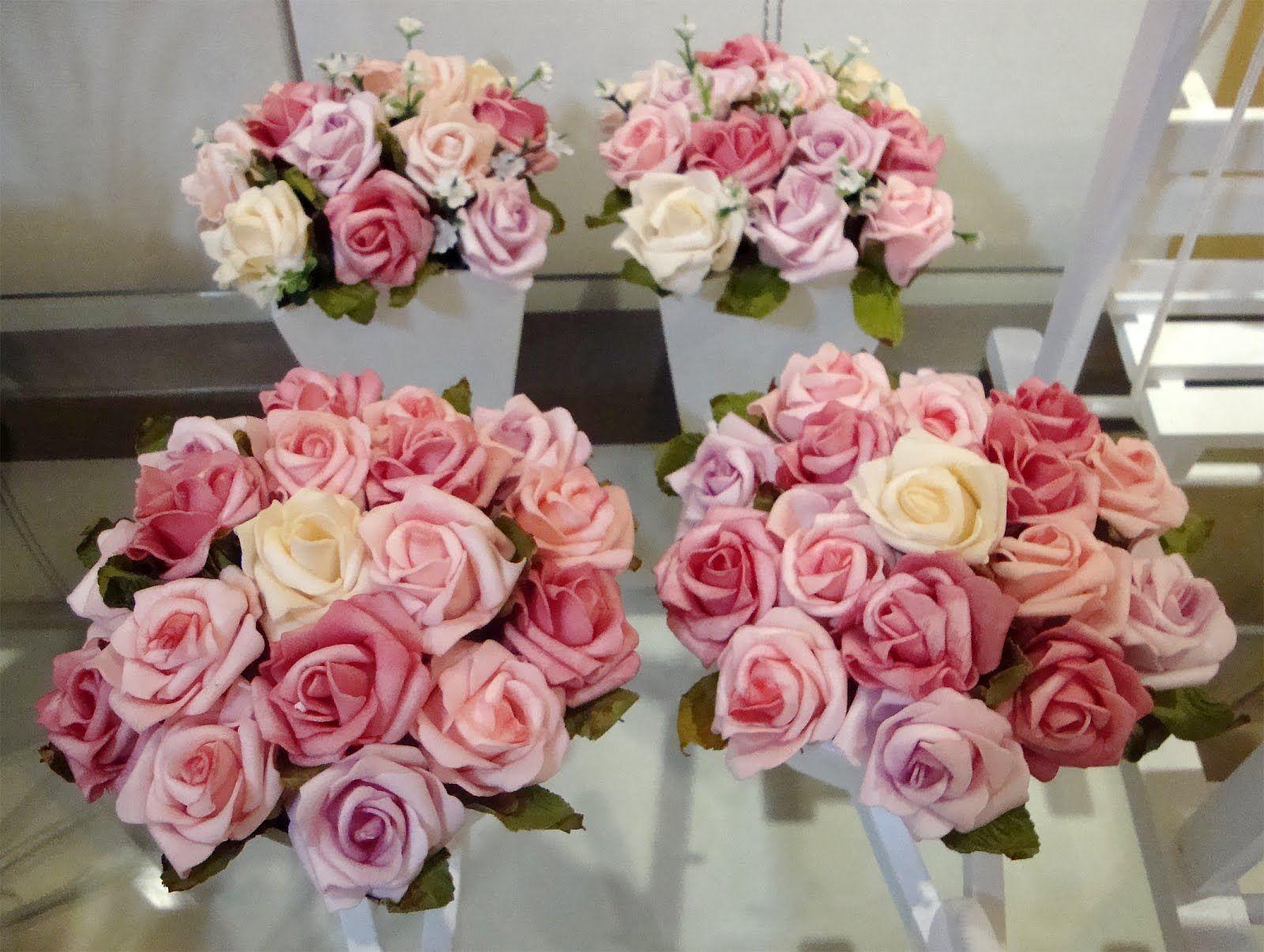 Flores De Aniversario: Flores De Eva Para Decoração De Festa De Aniversario