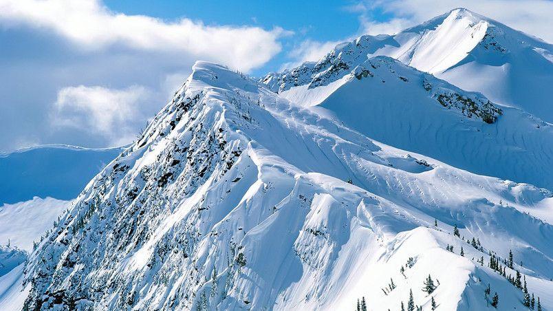 White Mountains Hd Wallpaper Canada Mountains Mountain Wallpaper Mountain Pictures