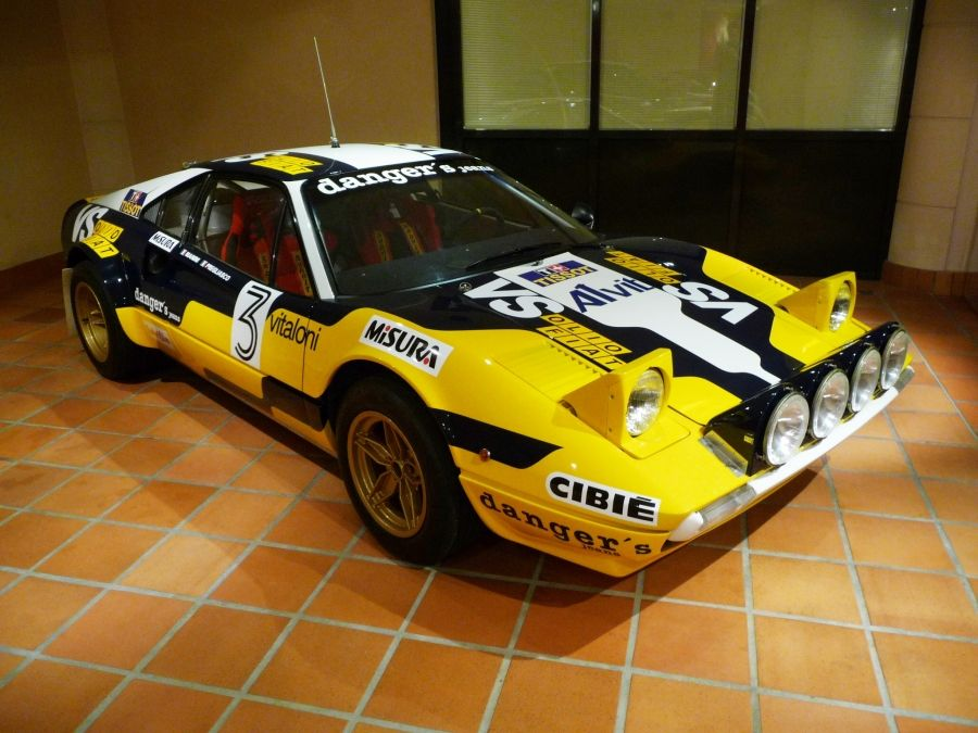 RaceCarAds - Race Cars For Sale » Ferrari 308 Gr4 | Ferrari 308 ...