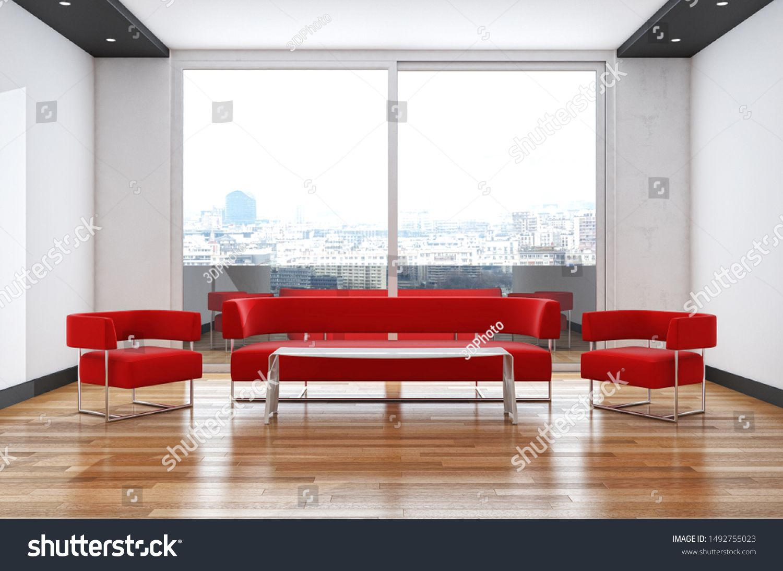 large luxury modern bright interiors Living room