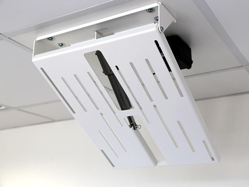 MonLines mMotion Flip elektrische TV Deckenhalterung, weiß ...