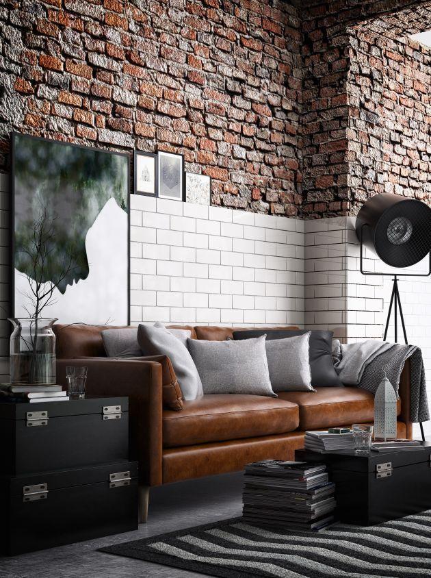 14+ Graceful Industrial Home Design Ideas images