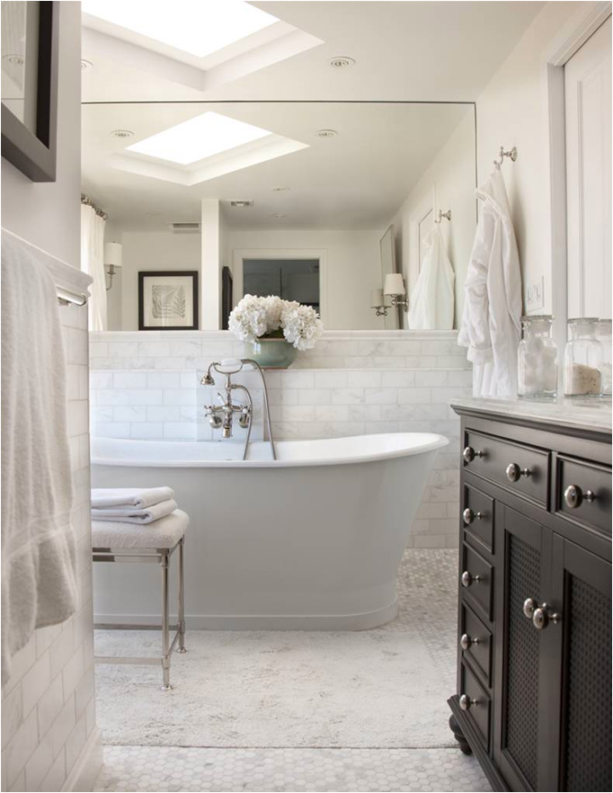 tiles -Key Interiors by Shinay: Cottage Style Bathroom Design Ideas