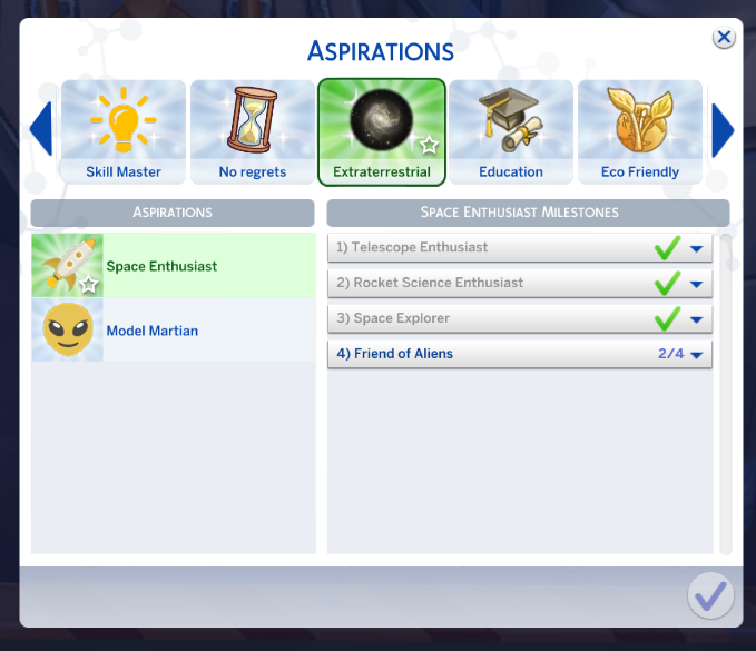incontri Sims Hacked