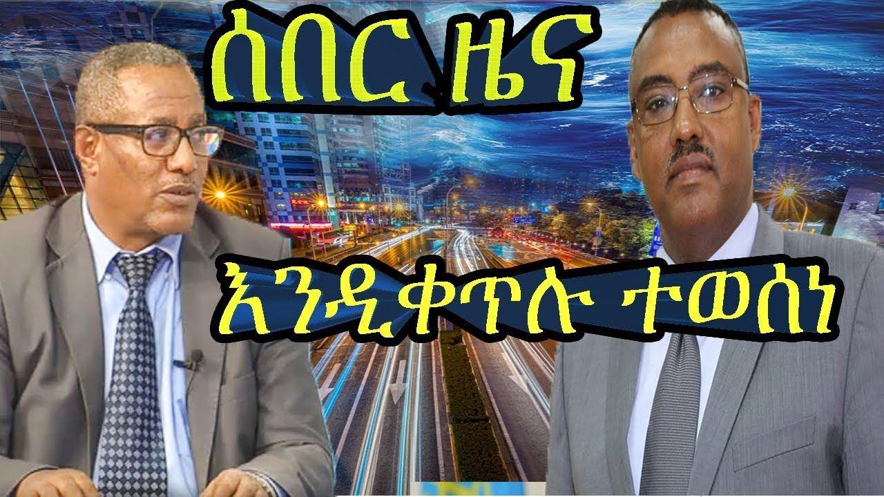 Ethiopian news | Demeke Mekonen Gedu Andargachew |ethiopian news
