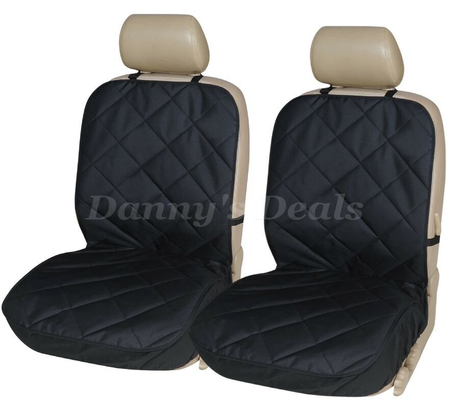 Quilted Car Pet Seat Covers Protectors Full Set For Subaru Xv 2012