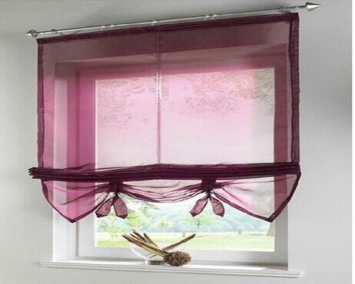 Moderna cortina para cocina cortinas para cocinas - Cortinas de cocina modernas ...