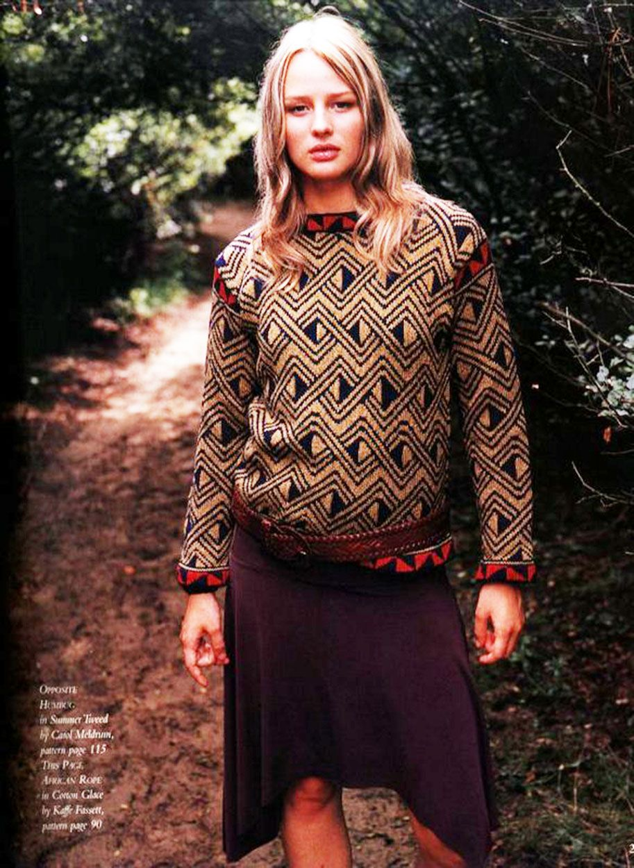 Rowan (British knitting/crochet magazine) - Magazine 37