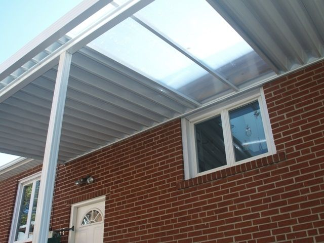 patio deck designs metal roof