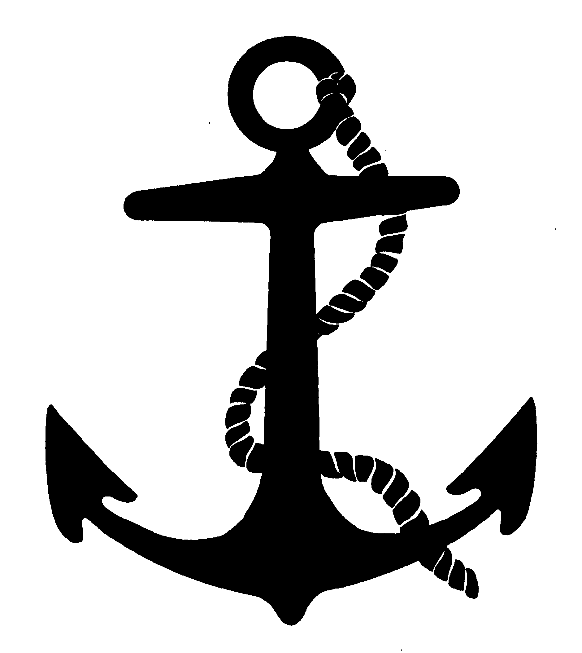 about anchor clip art and tattoo rh pinterest ca anchor clip art with rope anchor clipart black and white
