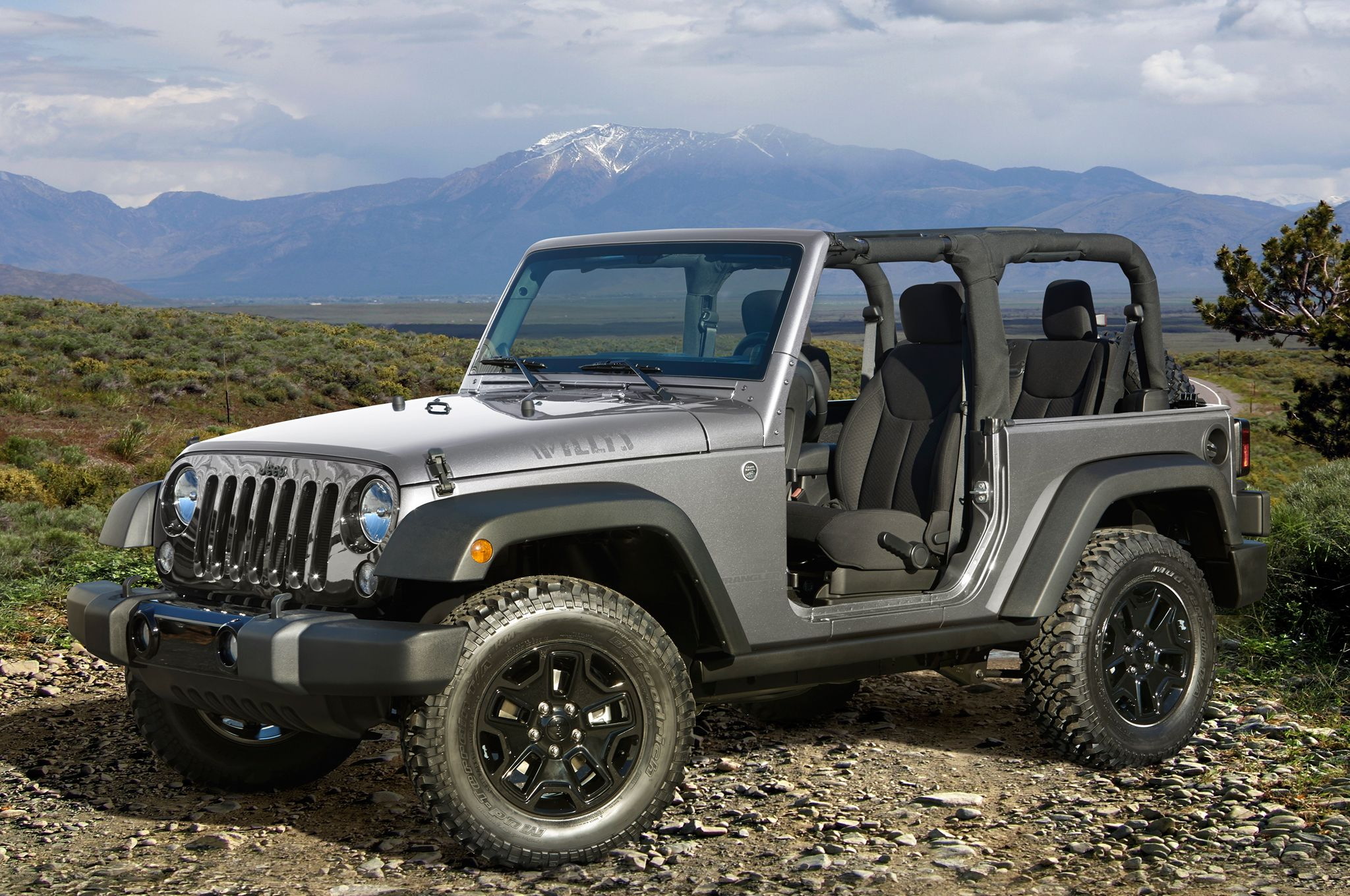 We Hear 2017 Jeep Wrangler Could Get A Hybrid Option With Images