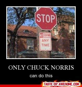 chuck norris jokes never get old
