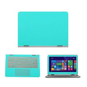 "Laptop Carbon fiber Skin Sticker For HP Spectre x360 13-4194dx 4193dx 4101dx 13/"""
