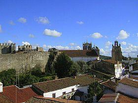 Muralhas do Castelo de Serpa