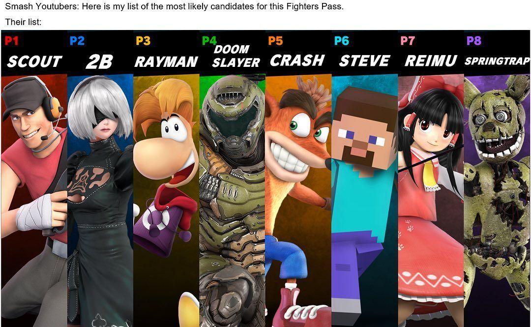 10 2k Likes 804 Comments Fastfall Fastfallgg On Instagram Smash Youtubers Predictions Lol Smash Bros Funny Smash Bros Super Smash Bros Memes