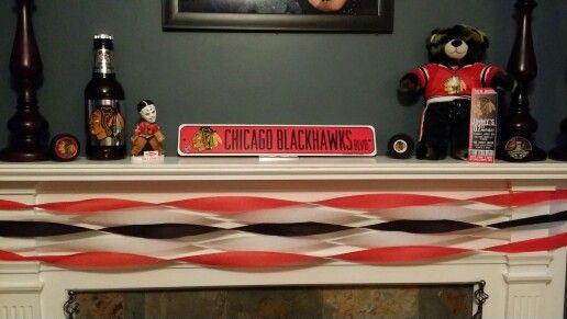 Chicago Blackhawks Birthday