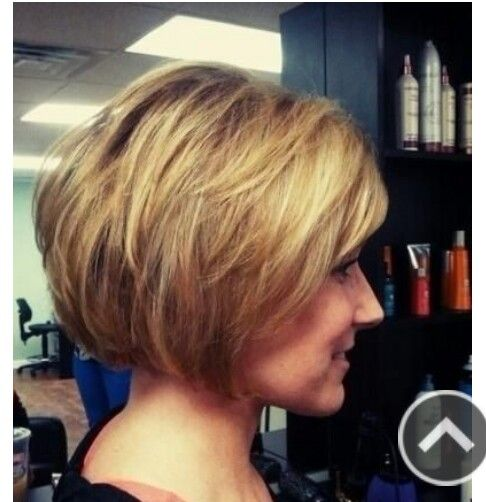 Easy Bob Hairstyles Custom Pindiana Mcclainparks On Hair Styles  Pinterest  Hair Style