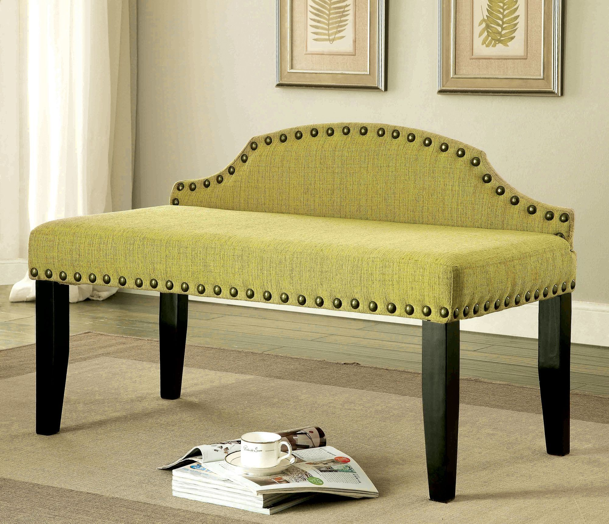 Coressance Upholstered Bedroom Bench Products Pinterest