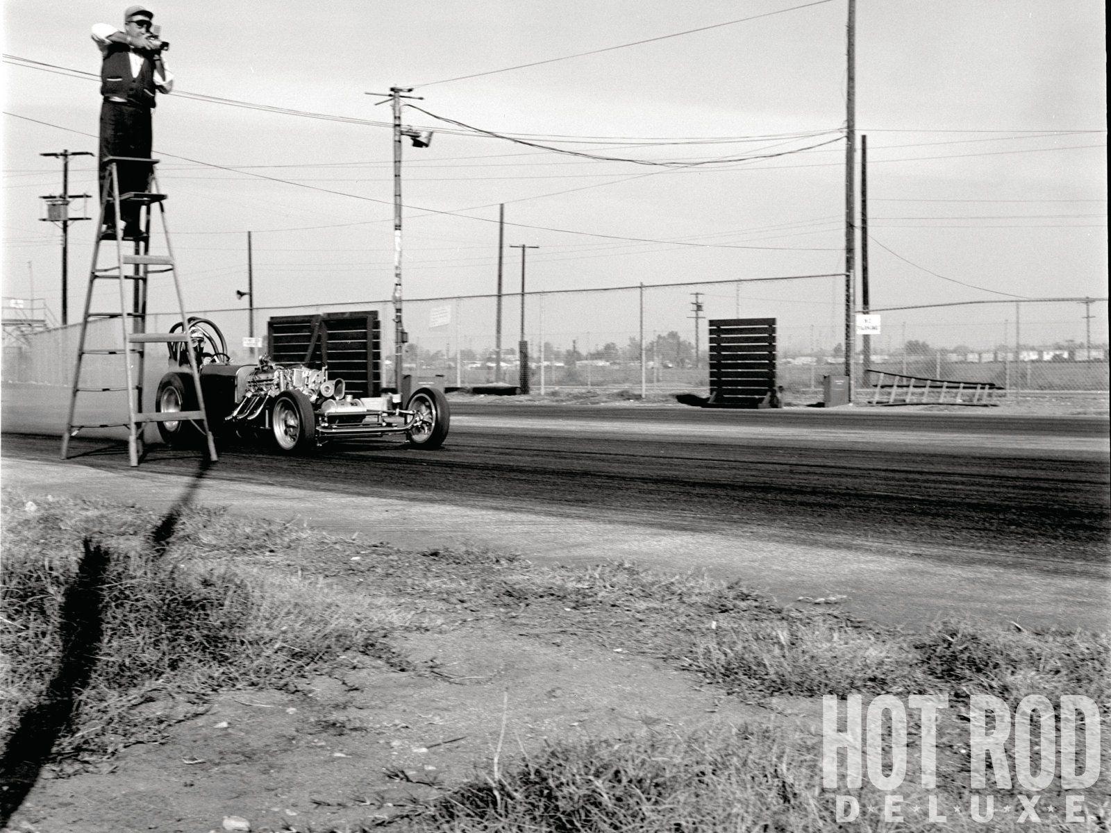 Hrxp 1107 1960 Eric Rickman Vintage Hot Rod Photos 000 Photo 1