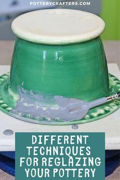 Can You Reglaze Pottery – Pottery Crafters