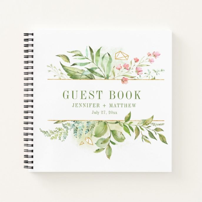 business guest book