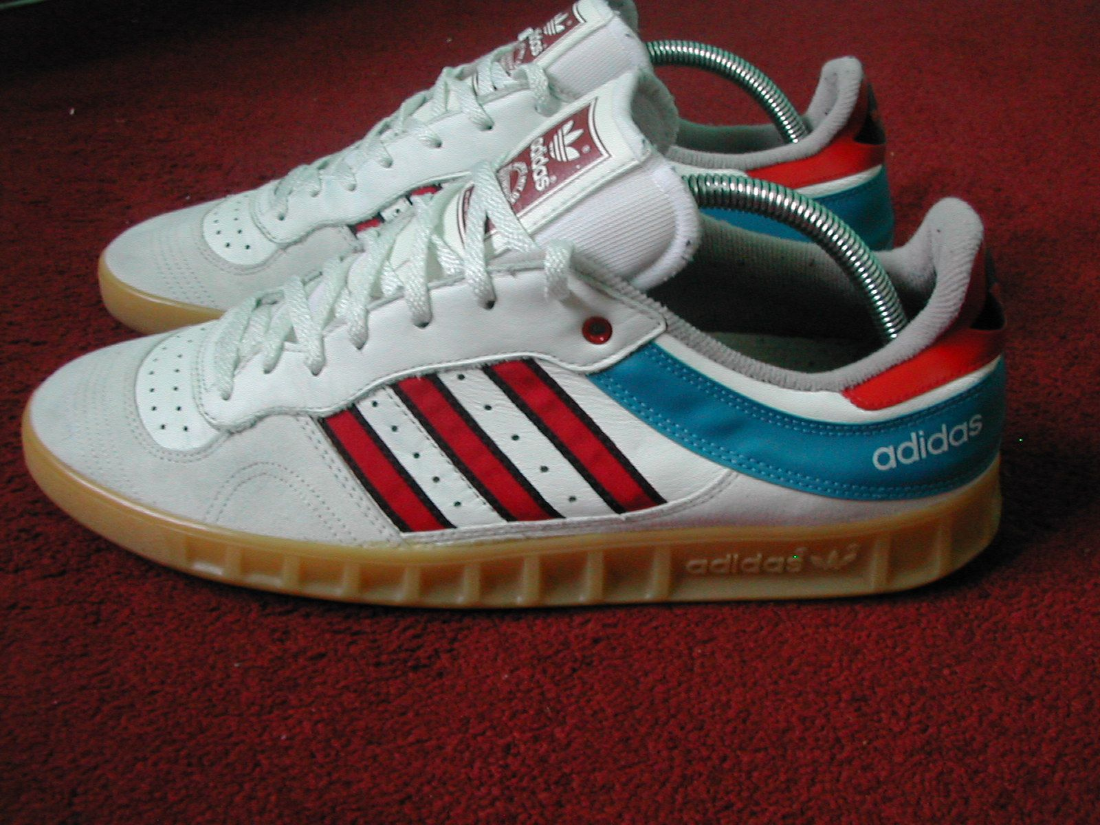 Adidas Vintage Trainers Great Sole Adidas Shoes