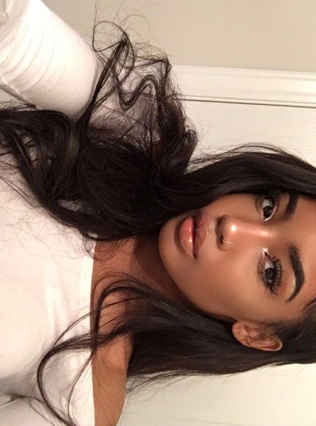 Pinterest @jaelynstlewis ✨ Makeup   Face Beat   Slay