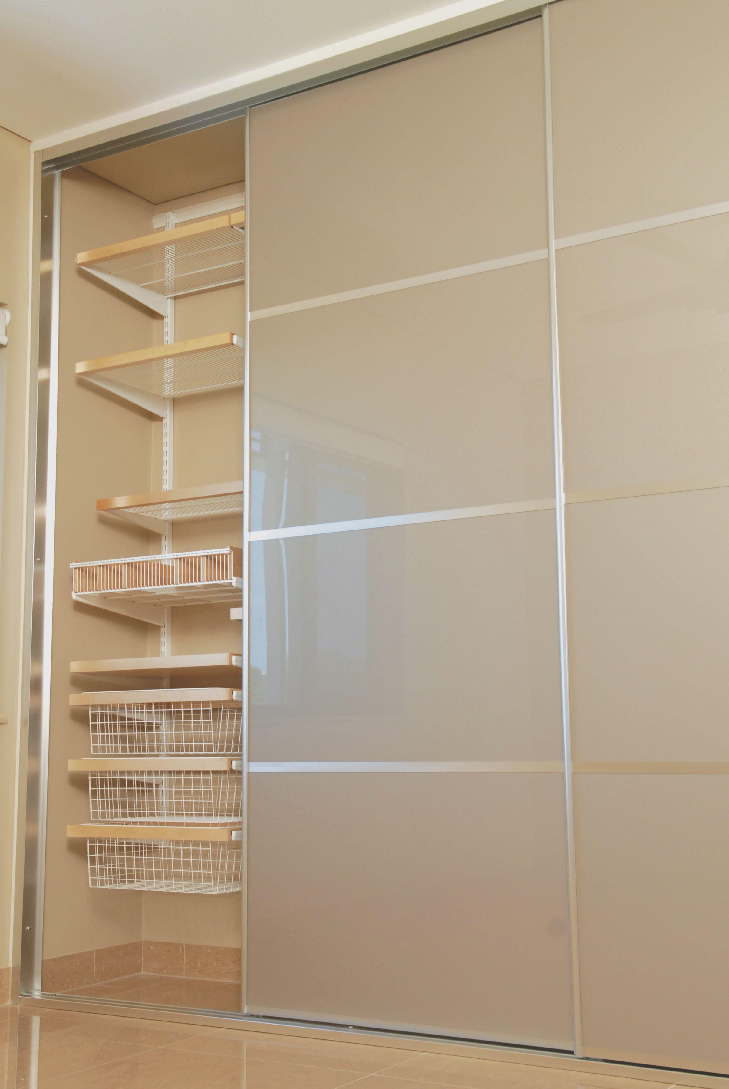 Wardrobe sliding 4 panel doors panels are stylite for 4 door wardrobe interior designs