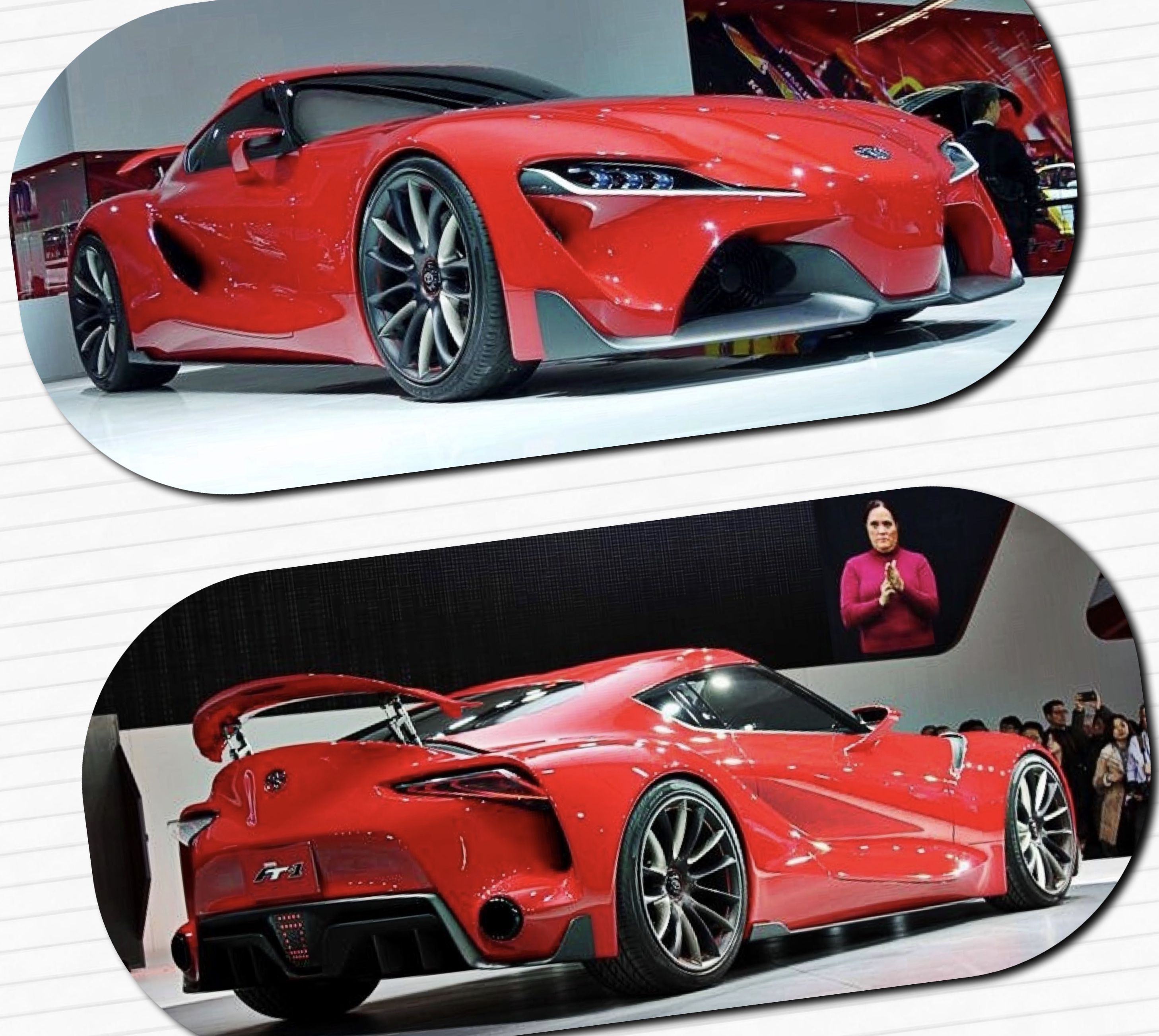 New Toyota Supra, Toyota Supra, Sports Car