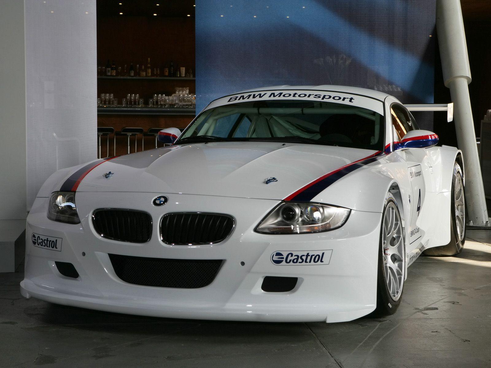 2006 BMW Z4 M Coupé Motorsport Imagen | BMW | Pinterest | Bmw z4 ...