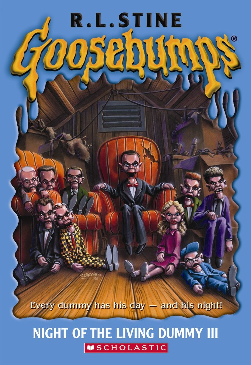 Goosebumps Night Of The Living Dummy III Part 51