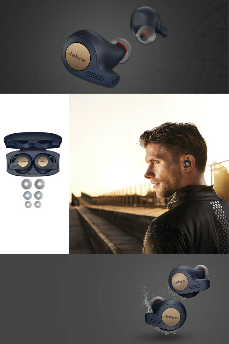 Jabra Elite Active 65t Features A Secure Fitting Design For Enhanced In Ear Stability When You Re Active Earbuds Bluetooth Earbuds Wireless Earbuds