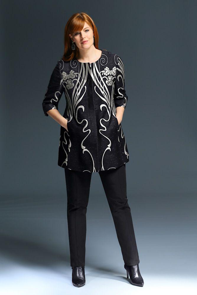 0c79b5bfb2e5a3 Exklusive Mode in Größen 42bis 64 von selection by Ulla Popken  exklusiv   damenmode  businessmode  plussize  elegant  style  fashion  plussizestyle   gross ...